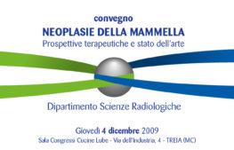 Neoplasie della mammella