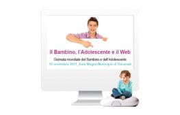 Il Bambino, l'Adolescente e il Web