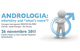 "Andrologia: infertility and ""what's more""?"